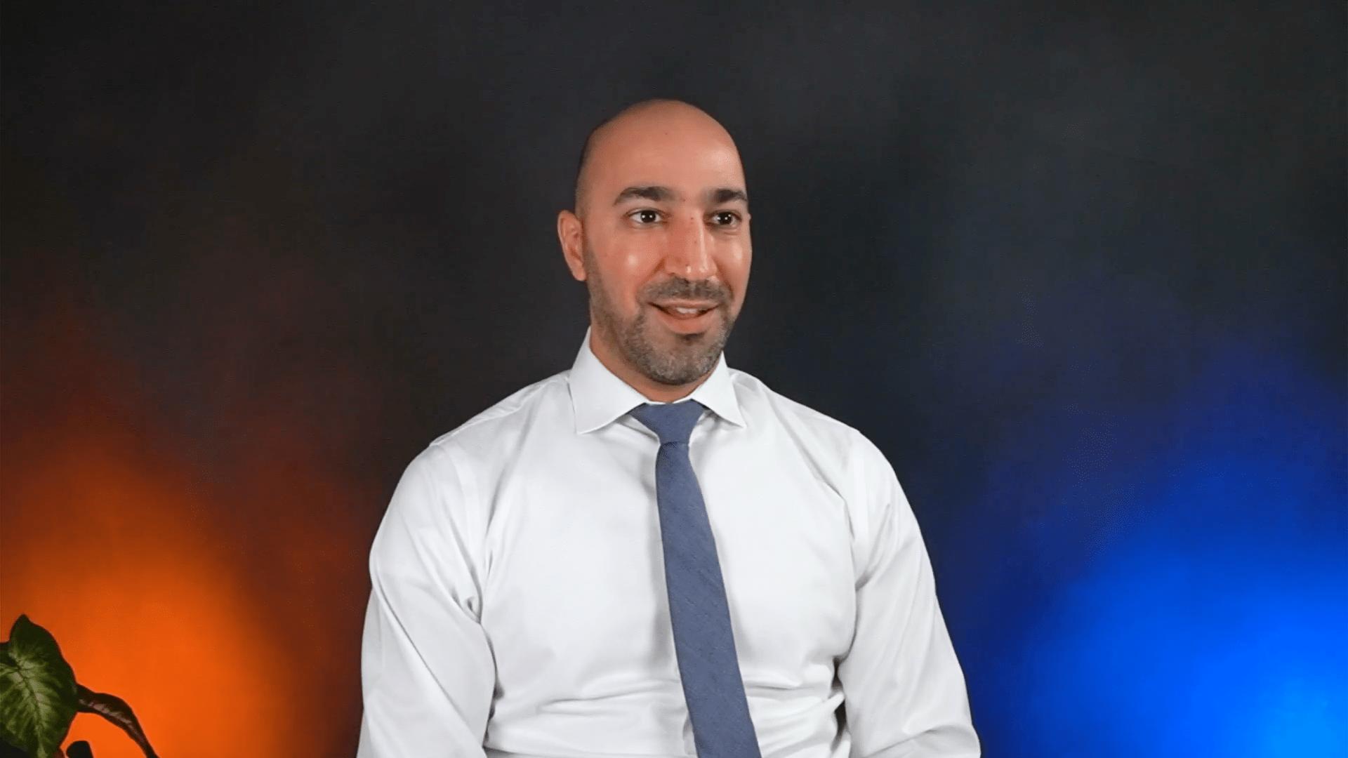 Abdullah Malkawi, MD, Associate Program Director
